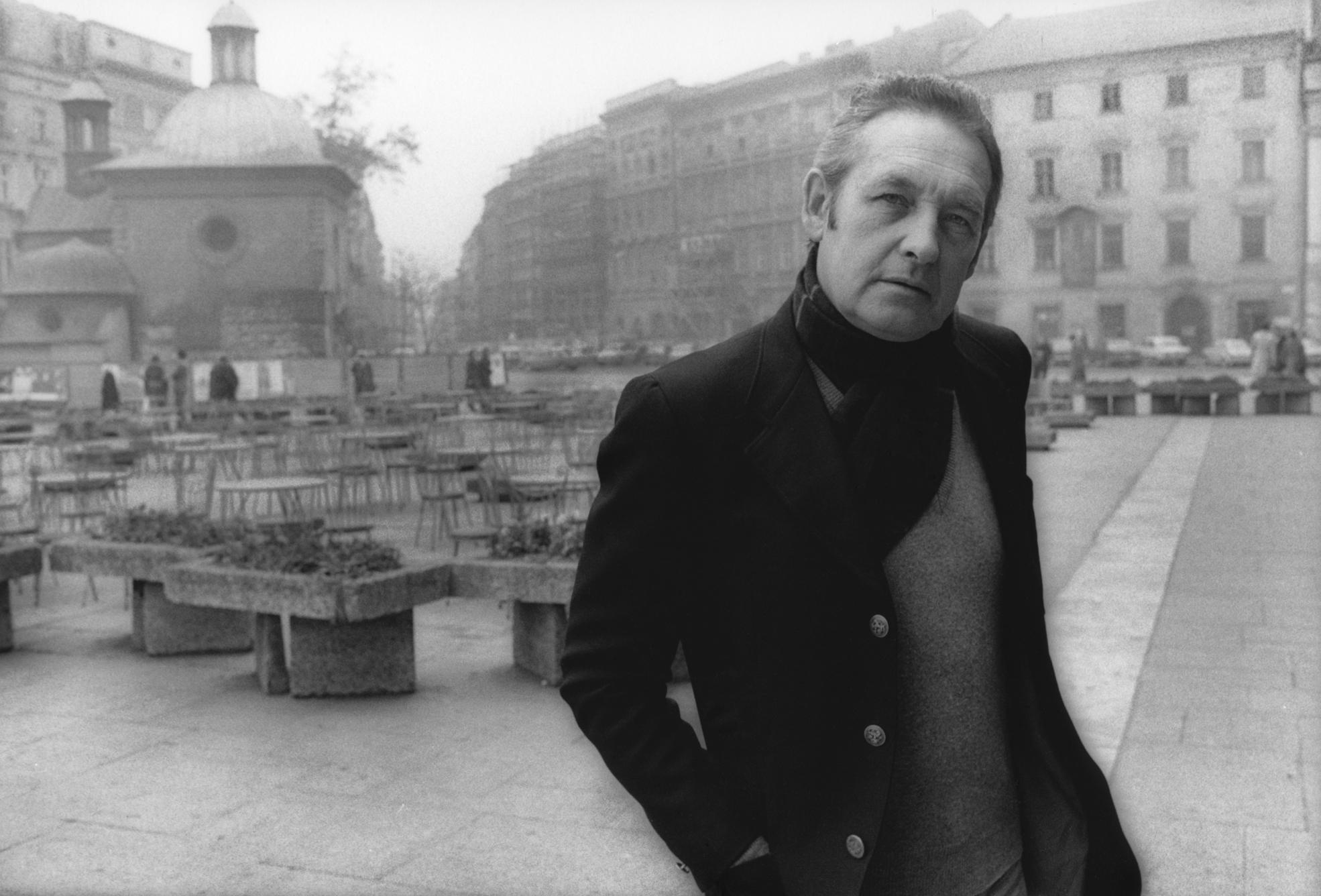 Andrzej Wajda About Andrzej Wroblewski Kino Koszyk