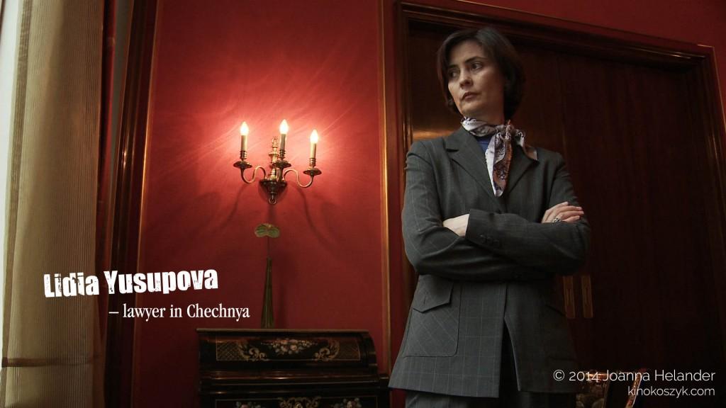 Lidia Yusupova, Chechnya